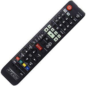 Controle Remoto Home Theater Samsung AH59-02406A / HT-E4500K / HT-E4530K / HT-E4550K