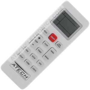 Controle Remoto Ar Condicionado Philco PAC9000TFM9