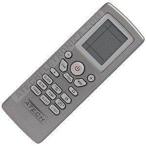 Controle Remoto Ar Condicionado Gree YT1F / GWHD09ABNK3A1A / GWHD12ABNK3A1A