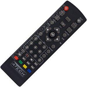 Controle Remoto Conversor Digital Set Top Box