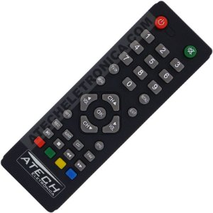 Controle Remoto Conversor Digital Century FitBox FB1