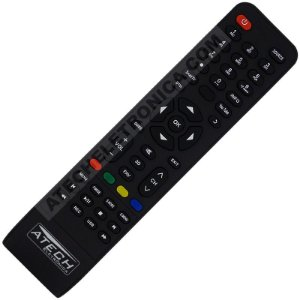 Controle Remoto TV LED Philco TV PH32B51DSGW / TV PH39N91DSGW / TV PH43N91DSGW (Smart TV)