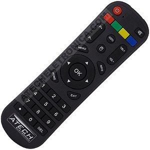 Controle Remoto Smart TV Box Tigre 2