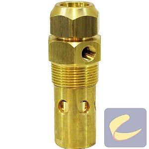 """Válvula Retenção 1"""" - Compressores Alta Pressão - Chiaperini"""
