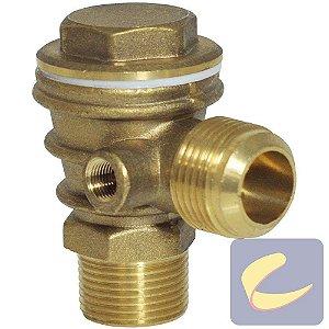"""Válvula Retenção 3/4"""" 1006 - Compressores Média/ Alta Pressão - Chiaperini"""