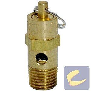 Válvula Segurança 190 Lbs - Compressores Alta Pressão - Chiaperini