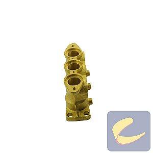 Cilindro Triplo - Lavadoras Lavajato Lj 3000/3100 (Modelo Antigo) - Chiaperini