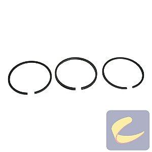 Jogo De Anéis 65 mm.  - Compressores Baixa/ Média Pressão - Chiaperini