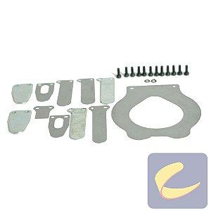 Jogo De Kits De Válvulas 15+/20+Apv  - Compressores Alta Pressão - Chiaperini