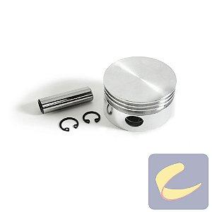 """Pistão De Alumínio 2"""" - Compressores Baixa Pressão - Chiaperini"""
