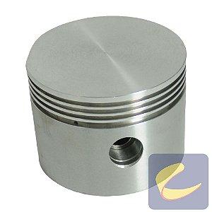 """Pistão De Alumínio 4.3/4"""" - Compressores Alta Pressão - Chiaperini"""