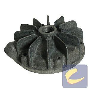 """Tampa Cilindro 4.3/4"""" S/Furo - Compressores Alta Pressão - Chiaperini"""