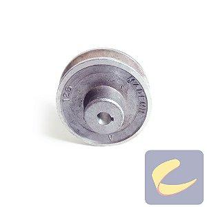 Polia Alumínio 125 mm. 1A F19.04 - Compressores Baixa Pressão - Chiaperini
