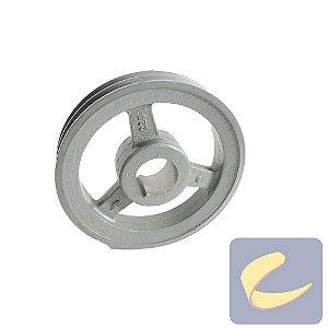 Polia Fefu 220 mm. 2B F48 - Compressores Alta Pressão - Chiaperini