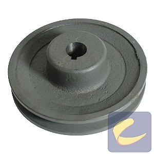 Polia Fefu 128 mm. 1A F19.04 - Compressores Alta Pressão - Chiaperini