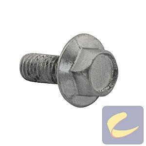 Parafuso Sext. Flange E Ranhur Rp Ma 5x15 Zinco 5.8 - Motocompressores - Chiaperini