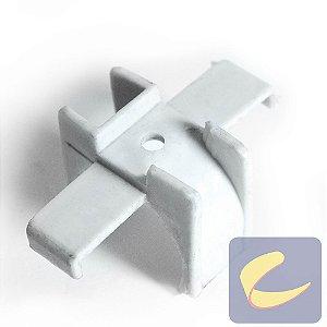 Suporte De Plástico Capacitor - Motocompressores - Chiaperini