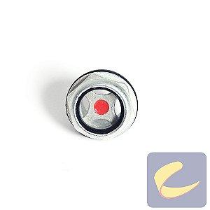 Visor De Óleo 3/8'' Bsp - Motocompressores - Chiaperini