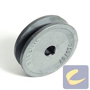 Polia Fefu 100 mm. 1 5V F19.04 - Compressores Média Pressão - Chiaperini
