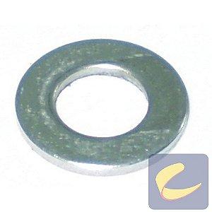 Arruela Lisa M6 Zinco - Compressores Odonto/ Média Pressão - Lavadoras Superjato - Furadeiras - Pneumáticas - Chiaperini