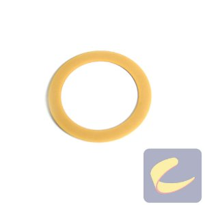 Anel Pistão 70x56x4 Polifluoretileno - Compressores Odonto - Chiaperini