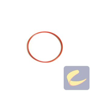 Anel O'Ring 75x2 Silicone - Compressores Odonto - Chiaperini
