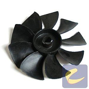 Ventoinha Lado B - Compressores Odonto - Chiaperini