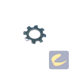 Arruela Dentada M4 - Lavadoras Superjato - Elétricas - Chiaperini