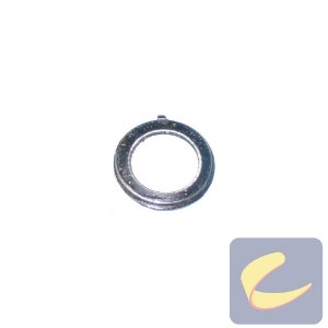 Arruela Lisa M 33.4x22x2 Pr - Pneumáticas - Chiaperini