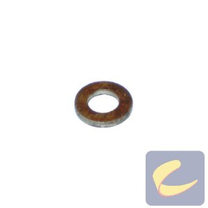 Arruela Lisa M 18x10x2.5 Zinco - Pneumáticas - Chiaperini