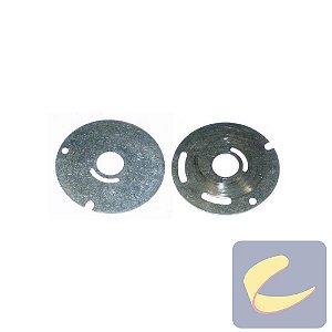 Arruela Lisa Especial 49x12x0.5 Zinco - Pneumáticas - Chiaperini