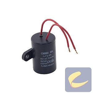 Capacitor 2.5 Ufo 450V - Elétricas - Chiaperini
