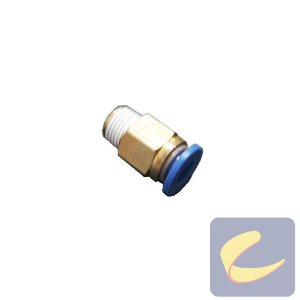 Conexão Rápida 6 mm.x1/8 Bsp - Compressores Odonto - Chiaperini