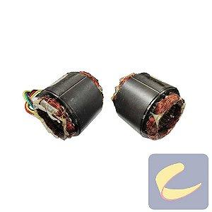 Estator - Compressores Odonto - Chiaperini