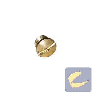 Plug Fend. W 7/16 Unf Latão - Pneumáticas - Chiaperini