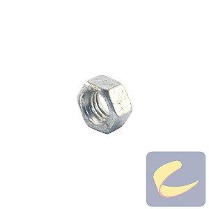 Porca Sext. M5 - Motocompressores - Compressores Odonto - Elétricas - Chiaperini