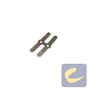 Limitador Da Palheta 2.5x33x70 - Compressores Alta Pressão - Chiaperini