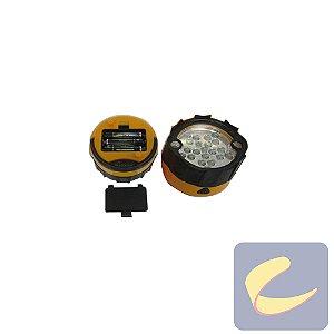 Lanterna Completa - 12v Multifuncional - Motocompressores - Chiaperini