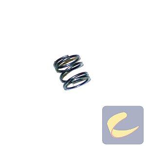 Mola Compressão Paralela20.6x19x6x2 - Pneumáticas - Chiaperini