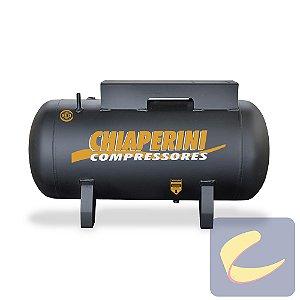 Reservatório Horizontal 70L 6Mpi - Compressores Média Pressão - Chiaperini