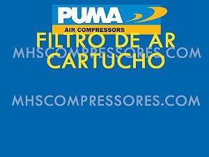 155.005 FILTRO DE AR CARTUCHO PUMA SYSTEM