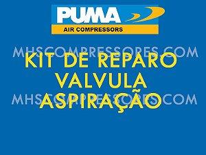 KIT DE REPARO VÁLVULA ASPIRAÇÃO 148.134