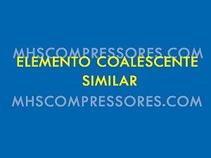Elemento Coalescente 007.0307-0 Para O Filtro Schulz Fs1325