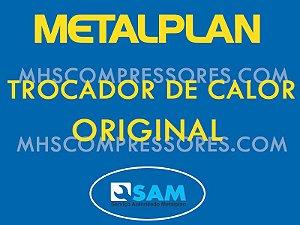 TROCADOR DE CALOR ORIGINAL METALPLAN ( LEIA OS MODELOS NA DESCRIÇÃO)