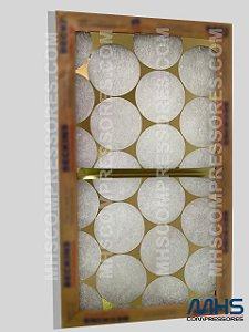 FILTRO PLANO METALPLAN - 01702772