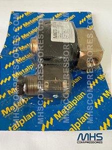 VALVULA SOLENOIDE METALPLAN 220_240V - 3110919