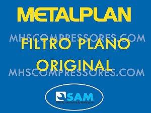 FILTRO PLANO ORIGINAL METALPLAN ( LEIA DESCRIÇÃO)
