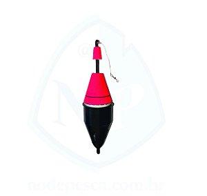 Boia Cevadeira Pink 80 Gramas Copo Preto - Apoio Pesca