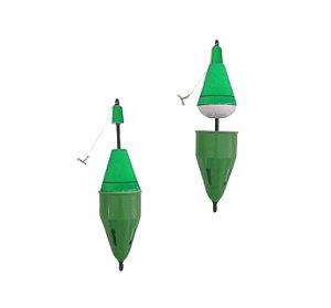 Boia Cevadeira Verde 80 Gramas Copo Verde - Apoio Pesca