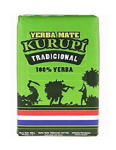 Erva para Tereré sabor Tradicional 500 gramas - Kurupí